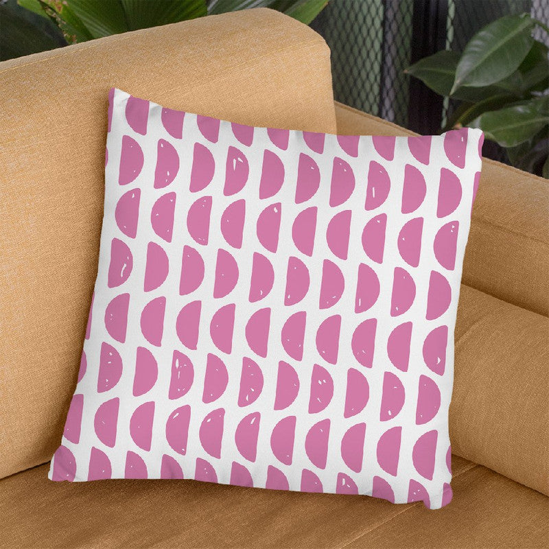 Geometric V Throw Pillow By June Journal