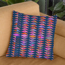 Geometric Ix Throw Pillow By June Journal