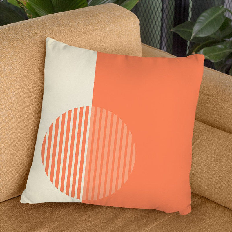 Geometric Xvii Throw Pillow By June Journal