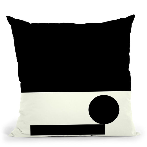 Geometric Xxvii Throw Pillow By June Journal
