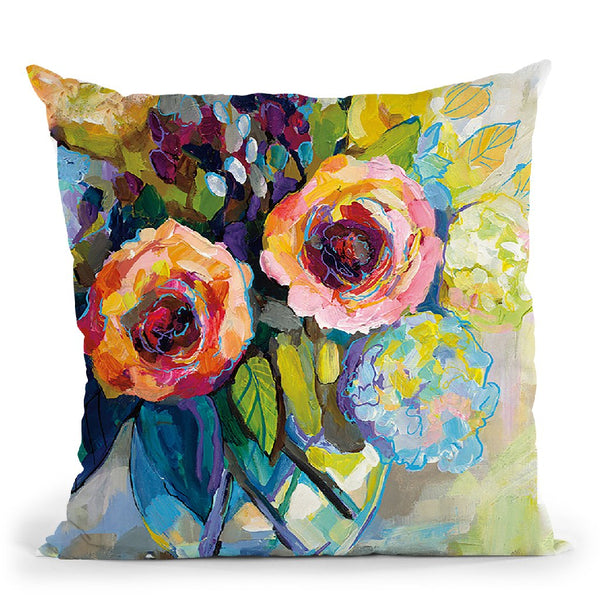 Light Study Throw Pillow By Jeanette Vertentes