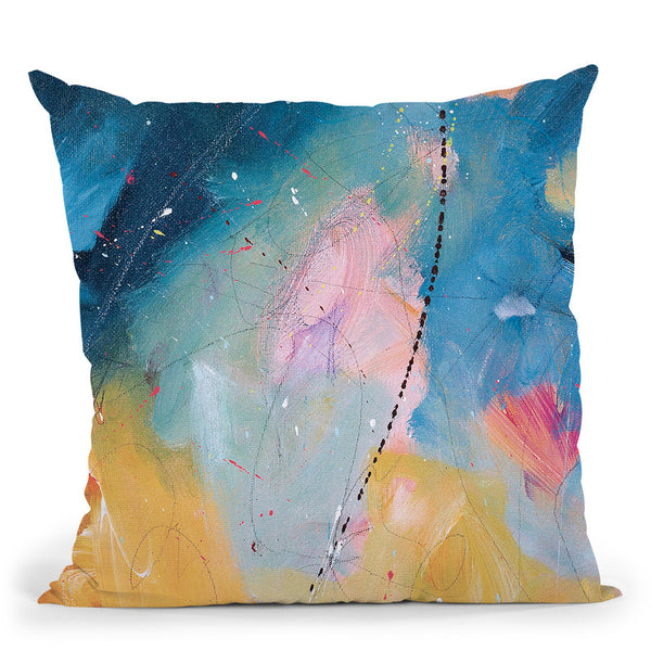Cinderella Throw Pillow By Kathleen Reits