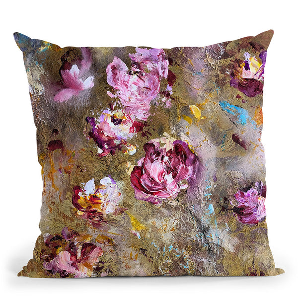 Autumn Splendor Throw Pillow By Kathleen Reits
