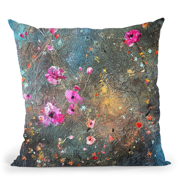 Empathy Throw Pillow By Kathleen Reits
