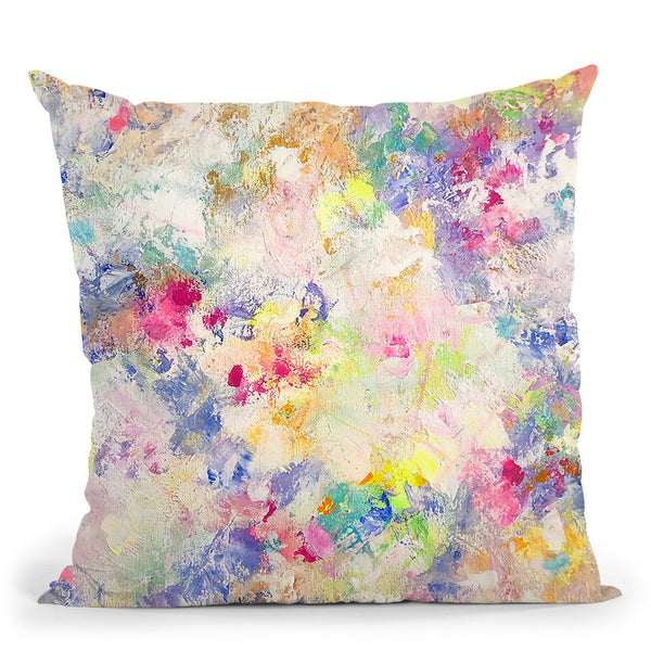 Love Never Fails Throw Pillow By Kathleen Reits