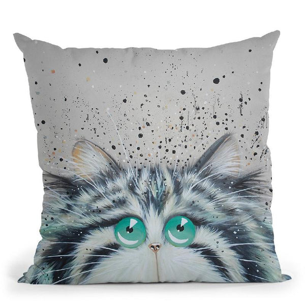 Beryl Throw Pillow By Kim Haskins