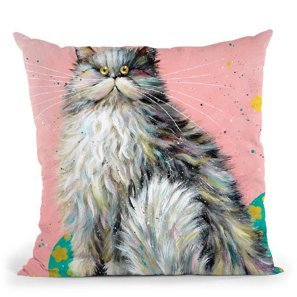 Beulah Preciosa Throw Pillow By Kim Haskins