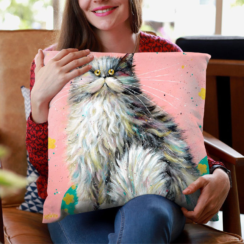 Beulah Preciosa Throw Pillow By Kim Huskins