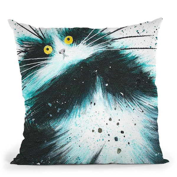 Clothilde Throw Pillow By Kim Haskins