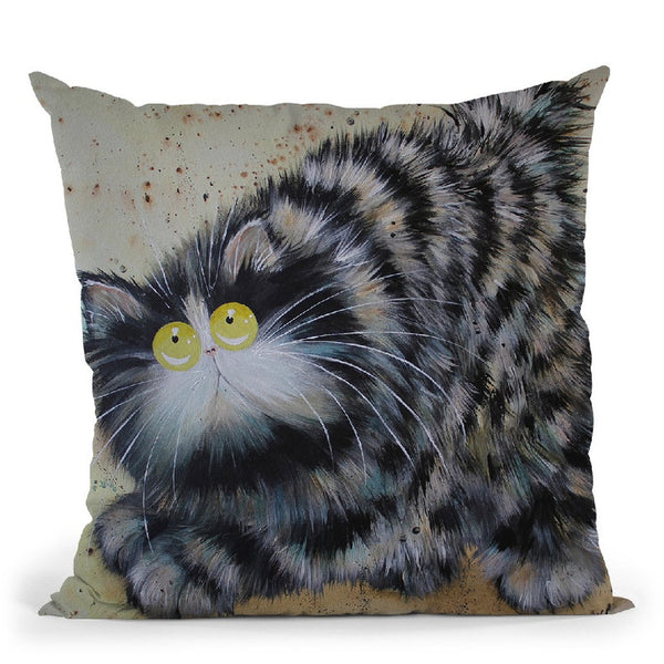Foss Throw Pillow By Kim Huskins