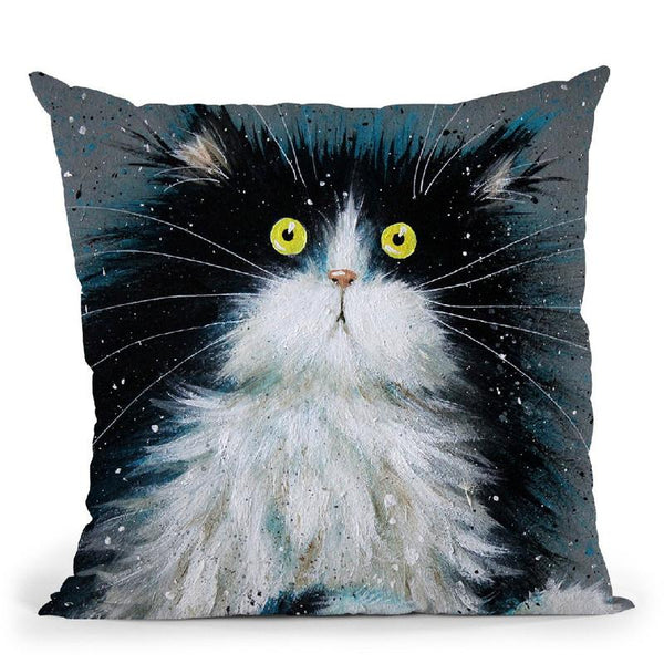 Juniper Throw Pillow By Kim Haskins