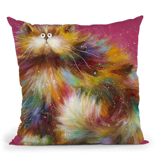 Knickerbocker Throw Pillow By Kim Haskins
