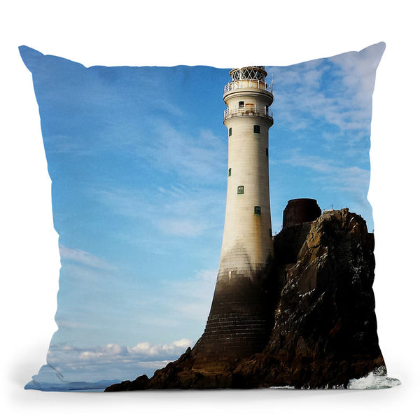 Lighthouse Throw Pillow By Little Pitti