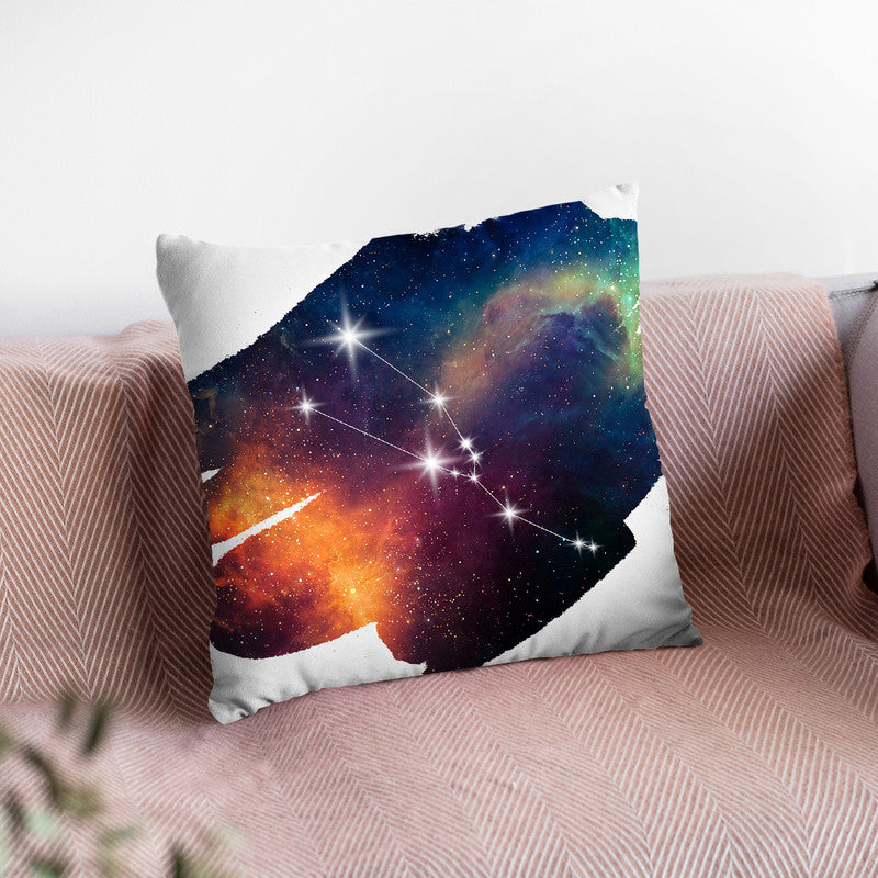 Taurus Throw Pillow By Little Pitti