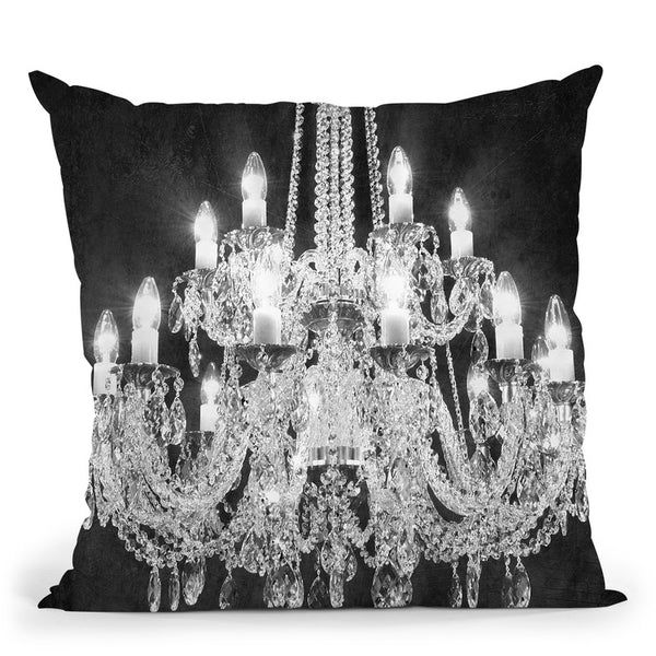 Chandelier Throw Pillow By Little Pitti