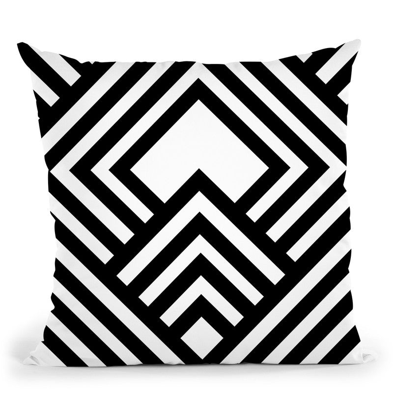 Pattern 4 Throw Pillow By Little Pitti