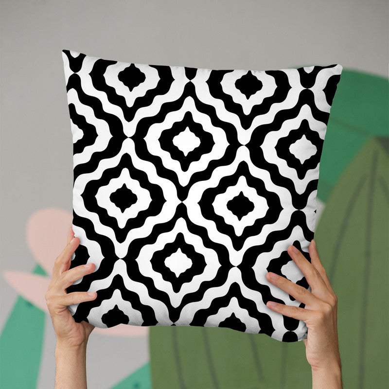 Pattern 7 Throw Pillow By Little Pitti