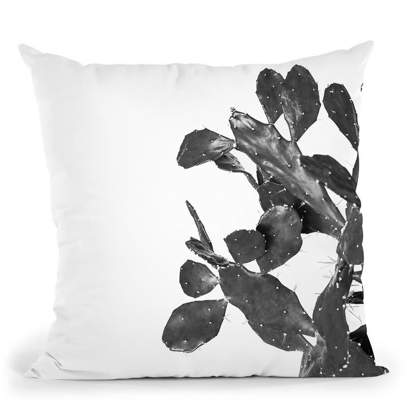 Plants9 Throw Pillow By Little Pitti