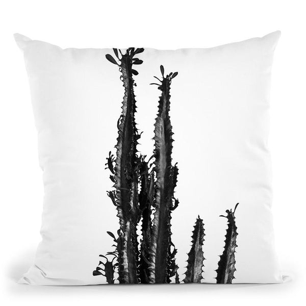 Plants11 Throw Pillow By Little Pitti
