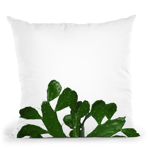 Plants14 Throw Pillow By Little Pitti