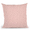 Sweet Paris Pattern Vb Throw Pillow By Laura Marshall
