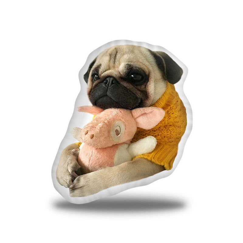 LouLou Comfort Toy Custom Shaped Pillow