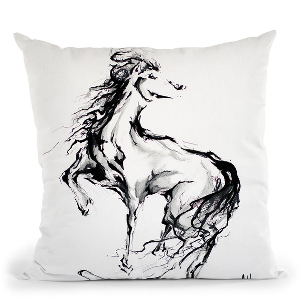 Pride Throw Pillow By Marc Allante