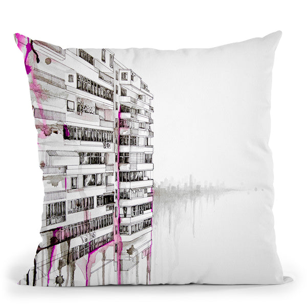 Rendition Throw Pillow By Marc Allante