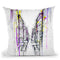 This City Sleeps Throw Pillow By Marc Allante