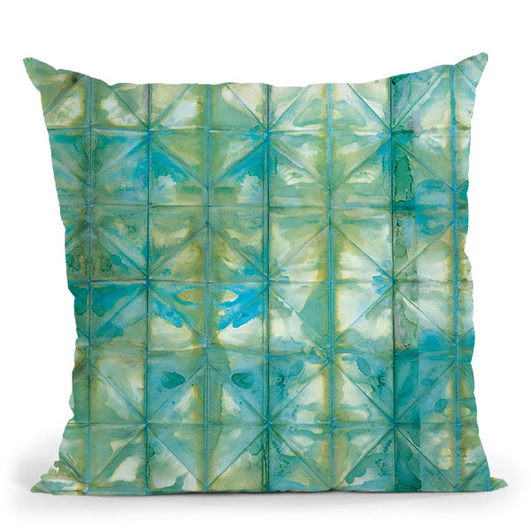 Kanari V Throw Pillow By Melissa Averinos