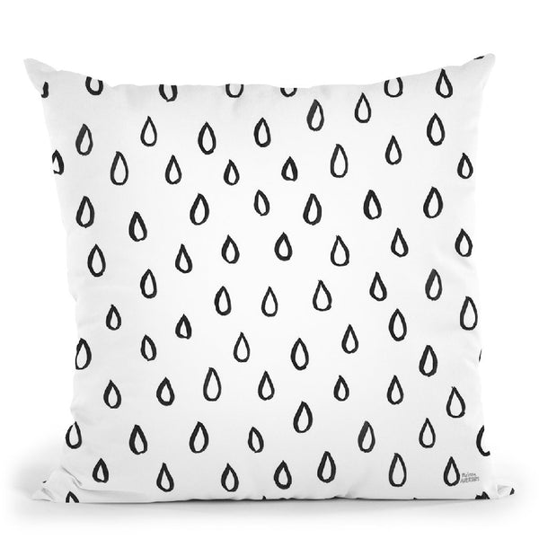 Scandy Baby Pattern Xii Throw Pillow By Melissa Averinos