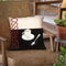 Cafe Moderne Iv Throw Pillow by Marco Fabiano