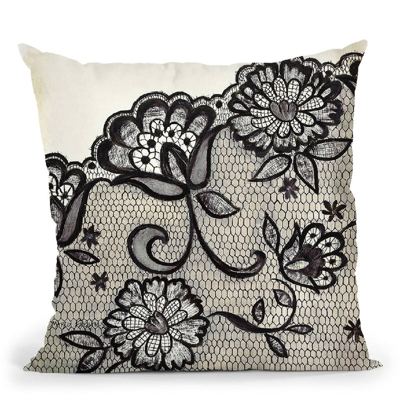 Madison Avenue Square Ix Throw Pillow By Marco Fabiano