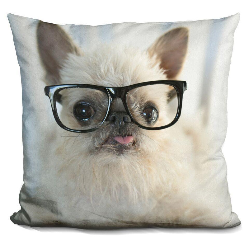 Smart Griffin Square Pillow