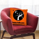 Happy Halloween Throw Pillow By Mark Ashkenazi