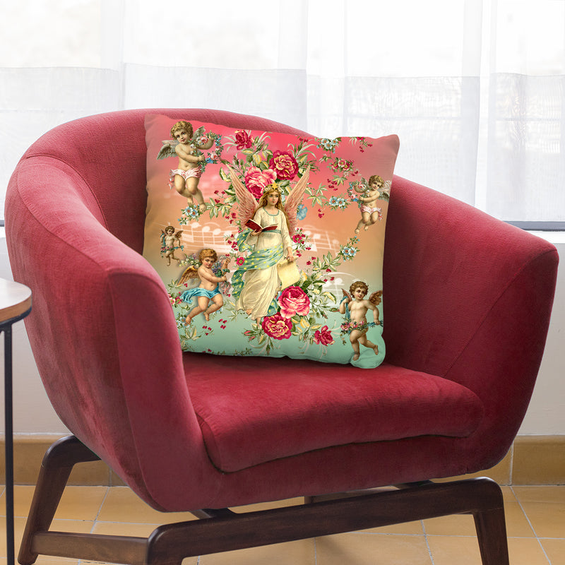 Roses Iii Throw Pillow By Mark Ashkenazi