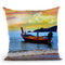 Nature I Throw Pillow By Mark Ashkenazi