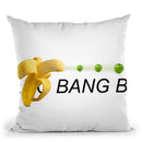 San Francisco California Mark Throw Pillow By Mark Ashkenazi
