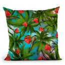 Sumer Time Iii Throw Pillow By Mark Ashkenazi