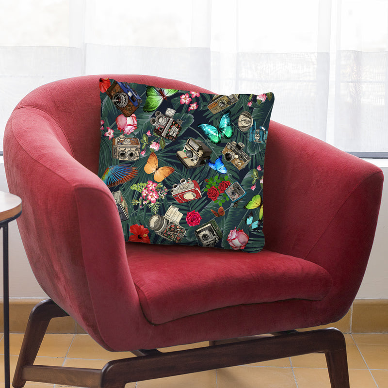 Tropic Fun Sexy Throw Pillow By Mark Ashkenazi