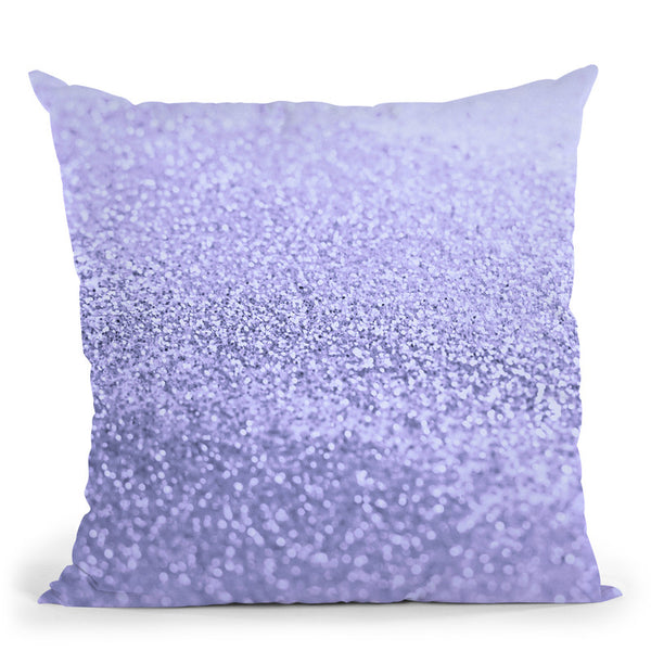 Gatsby Lilac Throw Pillow By Monika Strigel