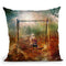 Last Travel Of The Butterflies Throw Pillow By Mario Sanchez