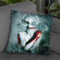 Patience Throw Pillow By Mario Sanchez