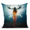 Revelation Throw Pillow By Mario Sanchez