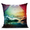 Silence Throw Pillow By Mario Sanchez