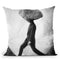 St Mary Of Coins Throw Pillow By Mario Sanchez