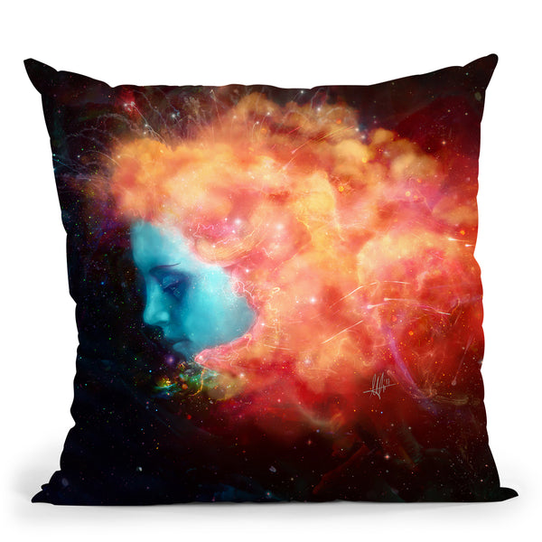 The Unloved Ones Throw Pillow By Mario Sanchez