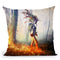 Travel Is Dangerous Throw Pillow By Mario Sanchez