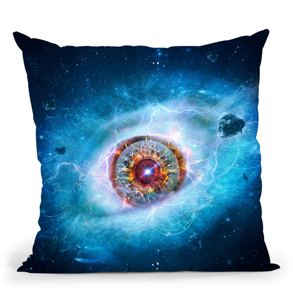 Trust In Me Throw Pillow By Mario Sanchez