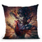 Blossom Throw Pillow By Mario Sanchez